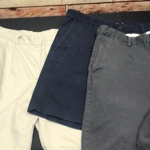 Tommy Armour, Chaps, Old Navy Shorts 34 men's S-34